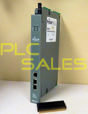 Allen Bradley Prosoft Mvi71-gsc  Communication Module