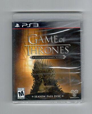 PS3 Game of Thrones Sony PlayStation 3 (Atlus) *NEW SEALED! segunda mano  Embacar hacia Argentina