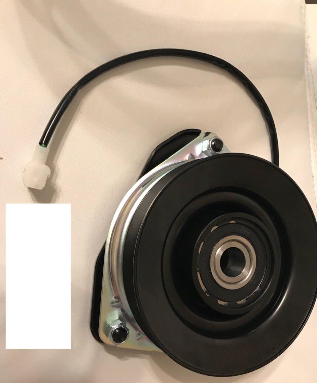 "PTO Clutch For Husqvarna 532414336 w//HighTorque /& FatBoy Bearing Upgrade 1/"" I.D."