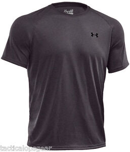 NEW-2013-UNDER-ARMOUR-UA-1228539-TECH-HEATGEAR-T-SHIRT-LOOSE-FIT-TACTICAL-CARBON