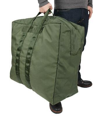 USGI FLYER'S KIT BAG OD GREEN DUFFEL MILITARY DEPLOYMENT DUFFLE 8460-00-606-8366 Flyers Kit Bag