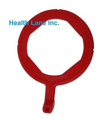 3d Dental Xcpbai X-ray Aiming Ring Bitewing Red Replaces Rinn 540934 Pkg1