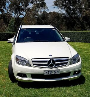 2010 Mercedes Benz C200 Warrandyte Manningham Area Preview