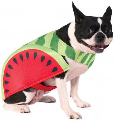 Watermelon Fruit Slice Funny Food Pet Dog Cat Halloween Costume](Funny Halloween Dog)