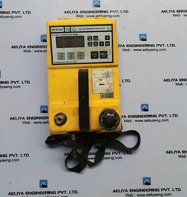Druck Dpi 601is Digital Pressure Indicator