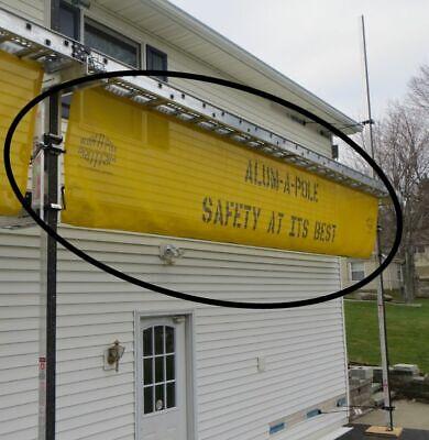 Alum-a-pole Saf-t-net - 22 Safety Net - Pump Jack Scaffold