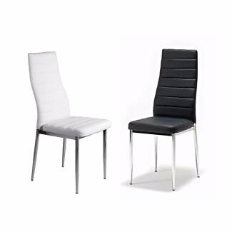PREMIUM Quality Modern design PU leather Chairs - VERA $55/each Sydney City Inner Sydney Preview