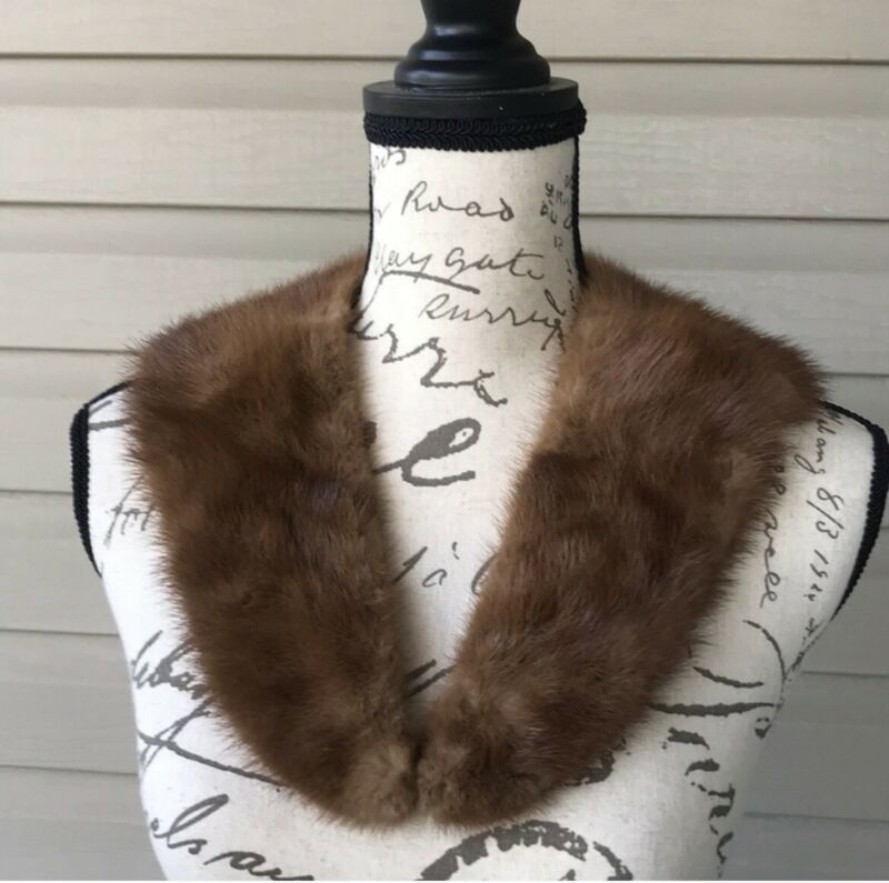 Vintage Fur Collar.