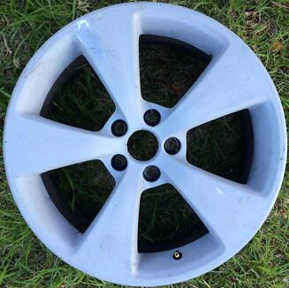 1x Ford Falcon FPV BA BF FG alloy rim wheel 19inch XR6 XR8 -PAINT Epping Whittlesea Area Preview