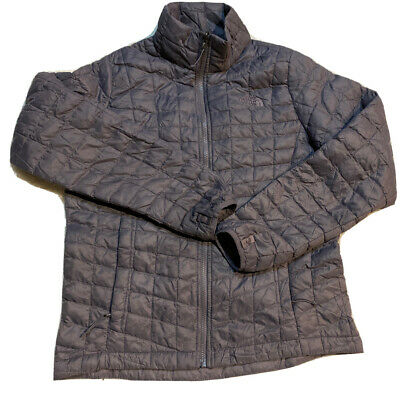 The North Face Jacket Thermoball Full Zip  M Medium Women's Euc