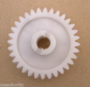 garage door opener drive gear compatible sears craftsman part 41c4220a 41a2817