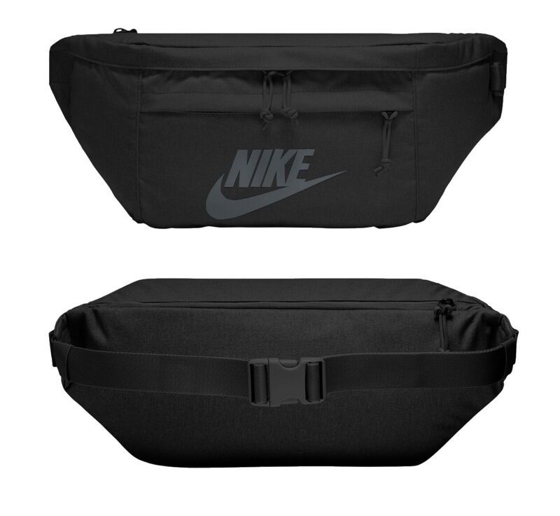 Nike Tech Hip Pack Bag Fanny Pack Waistpack Crossbody Travel Sports Bag BA5751