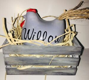 Handcrafted personalized Easter gifts