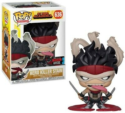 Funko POP! Hero Killer Stain #636 2019 NYCC Fall Convention