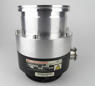 Boc Edwards Turbomolecular Vacuum Pump Ext 255h For Micromass Waters Mass Spec