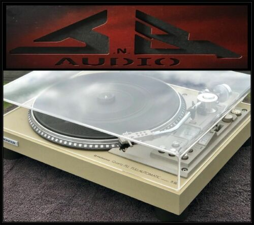 "Pioneer PL-560 560 ""NEW"" Dust Cover for Turntable JnB Audio -=  Made in USA =-"