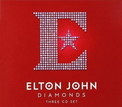 ELTON JOHN - DIAMONDS (GREATEST HITS) [3 CD DELUXE EDITION] NEW & SEALED