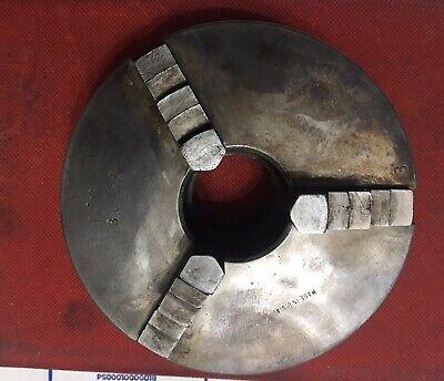 Original Atlas Lathe 3 Jaws Chuck 1-1 2 X 8 Tpi South Bend 9 Logan
