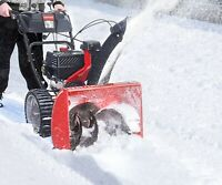 Snow removal Pickering /scarbrough