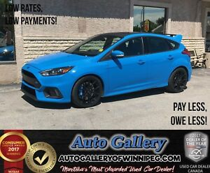 2016 Ford Focus RS *Nav/Roof