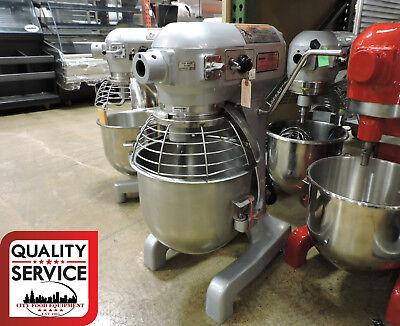 Hobart A200t Commercial 20 Quart Dough Mixer W Bowl Guard Timer