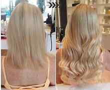 HALO INVISIBLE HAIR EXTENSIONS ONLY $89 Tullamarine Hume Area Preview