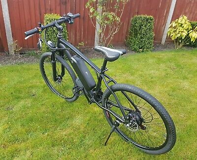 NEW Electric Bicycle~ Adult E bike~ Battery Powered Anti Theft~ Shimano~Youtube