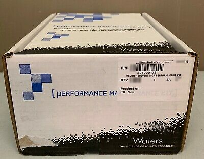 New Waters Acquity Solvent Manager Performance Maintenance Kit - 201000173