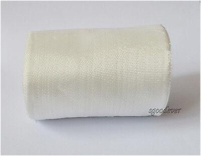 2 Roll Fiberglass Cloth Tape E-glass Wide 100mm 30m Long Fiber Plain Weave