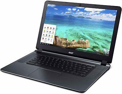 Acer Flagship CB3-532 15.6 inch HD Premium Chromebook Intel Dual-Core 16GB  SSD