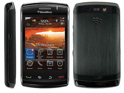 BlackBerry Storm2 9550 - 2GB - Black (Unlocked) Smartphone WIFI GSM Phone on Rummage
