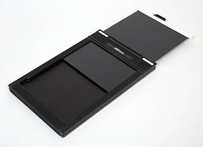 Fidelity Elite 5X7 Film Holder (latest version, NOS/MINT/EX+)
