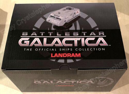 Eaglemoss Battlestar Galactica Classic Landram with Collector Magazine #18 New