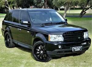 2008 Land Rover Range Rover Sport TDV8 Auto 4x4 MY08 Welshpool Canning Area Preview
