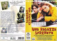 Una Ragazza Sfrenata (1997) Vhs Ex Noleggio -  - ebay.it
