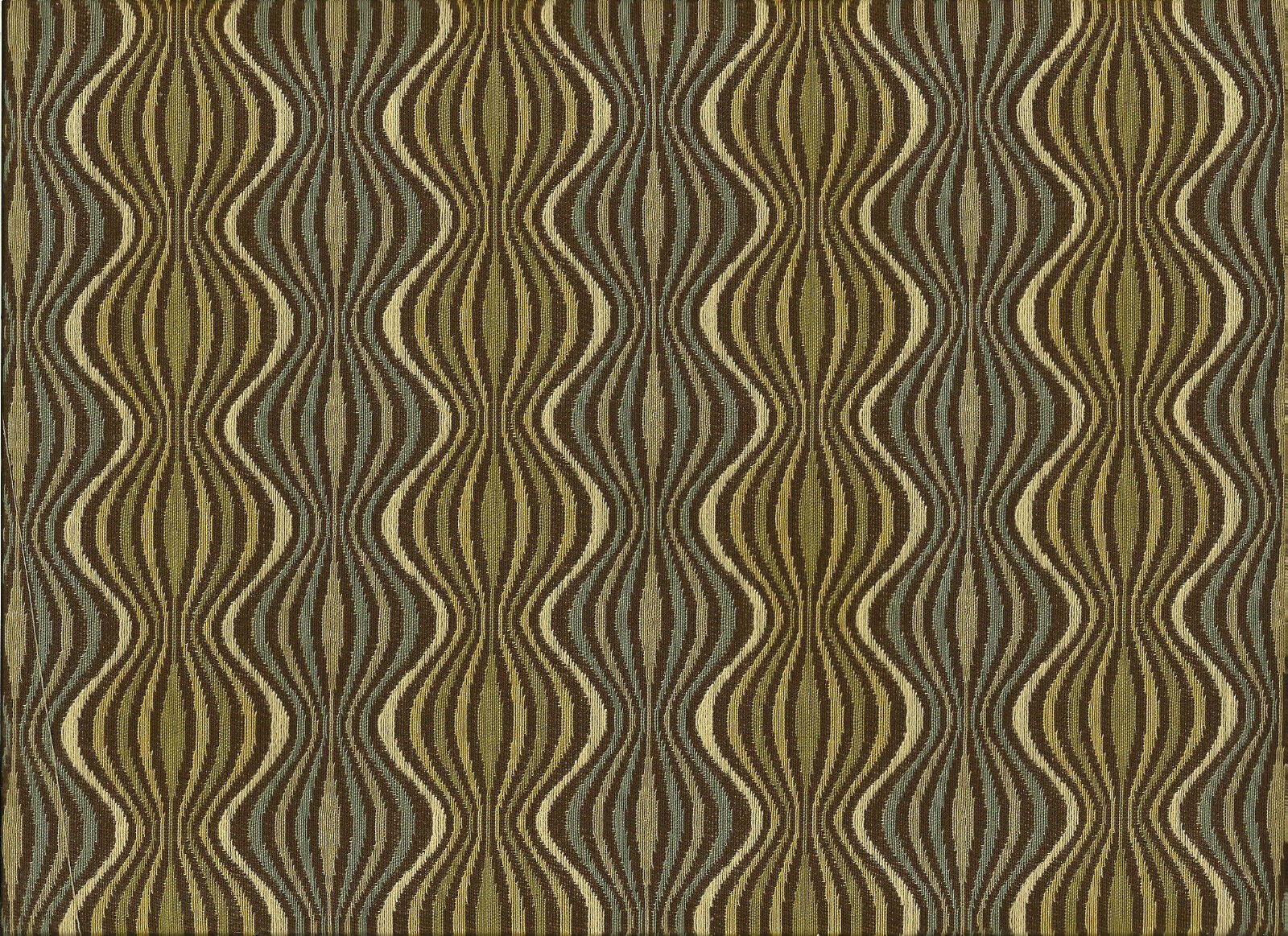 Woven Flex Lichen Modern Contemporary Stripe Upholstery Fabric