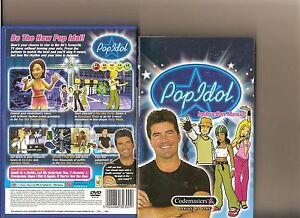 POP-IDOL-THE-VIDEO-GAME-PLAYSTATION-2-PS2-PS-2-SIMON-COWELL