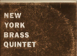 NEW-YORK-BRASS-QUINTET-In-Concert-LP-Chamber-music-on-GOLDEN-CREST-1960s