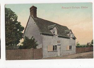Bunyans-Cottage-Elstow-Postcard-A481a