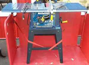 "10"" Table Saw With Stand - Used"