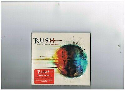 RUSH CD..VAPOR TRAILS REMIXED..NEW comprar usado  Enviando para Brazil