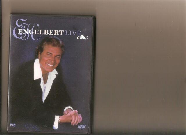 ENGLEBERT LIVE DVD MUSIC CONCERT HUMPERDINCK