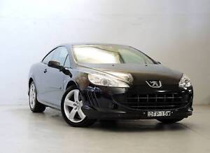 Peugeot 407 HDI Luxury Coupe Diesel