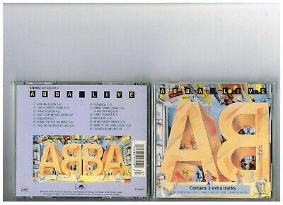 ABBA CD. LIVE