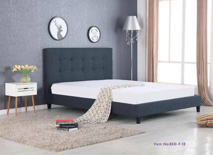 Brand New Sophie Double/Queen Bed Frame