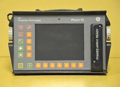 Ge Inspection Phasor Xs 1664 Phased Array Flaw Detector Ndt Olympus Omniscan Ut