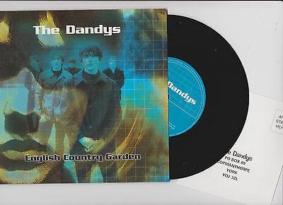 """The DANDYS ~ English country garden ~ 1998 7"""""""