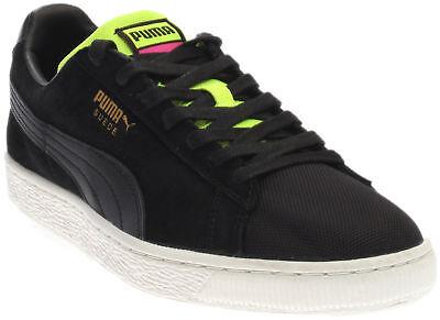 Puma Suede Classic Tricks Sneakers- Black- - Puma Black Sneakers