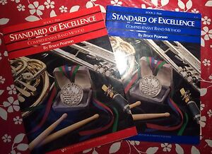Standard of Excellence Books 1&2Flute