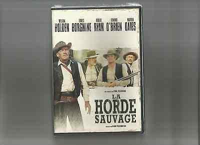 """WESTERN - LA HORDE SAUVAGE  """"  DVD NEUF"""